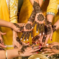 Diversi stili di henna!